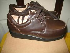 New Apis Mt. Emey 801 Brown Men's Therapeutic EX- Depth Shoe Size 10.5 D (ME016)