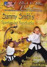 Sammy Smith Nunchaku Dvd tournament Beginner to Advanced Kata black belt