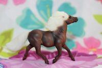 Breyer JAH 1998 Stablemate Pony, Shetland G2, Silver Dapple