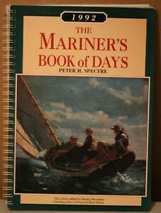 The Mariner's Book of Days by Spectre, Peter H. 1991