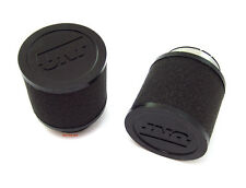☆ UNI Foam Air Filter Pod Set • PK-52 • 43mm - 46mm • Honda Kawasaki ☆