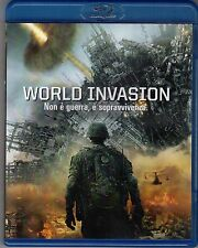 Blu-ray WORLD INVASION