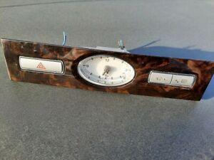 Uhr FORD MONDEO MK3 Wurzelholzoptik Warnblinker Blende Holzoptik 3S7T-15000-FB