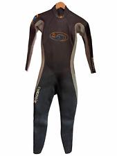 "BlueSeventy Mens Full Triathlon Wetsuit Size Small Tall - 5'5""-5'8"",120 -125"