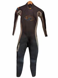 BlueSeventy Mens Full Triathlon Wetsuit Size SMT (Small Medium Tall) Ironman