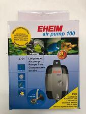 EHEIM air pump 100 Aquarium Luftpumpe, regelbare Membrampumpe, NEU