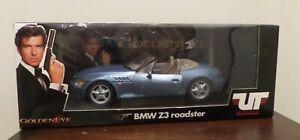 Goldeneye 007 BMW Z3 Roadster James Bond Diecast 1:18 UT Model 1995