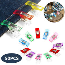 Clips Quilting Fabric Craft Knitting Sewing Crochet Pack of 10/50pcs UK