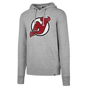 NHL Hoody New Jersey Devils Knockaround Hooded Pullover Hooded Sweater Jumper