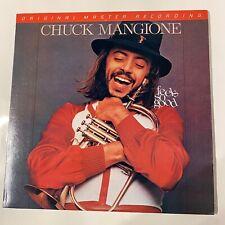 CHUCK MANGIONE LP Feels So Good MFSL 1-068 Nice VG+ Cover/ VG+ High Gloss Record