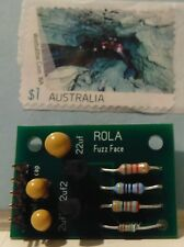 Fuzz Face Stamp size guitar preamp fuzzface