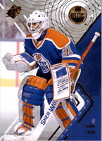 2015-16 SPx Hockey #60 Grant Fuhr Edmonton Oilers