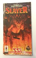 Advanced Dungeons & Dragons: Slayer (3DO) - MANUAL ONLY
