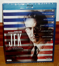 JFK CASE ABIERTO BLU-RAY NEW SEALED DRAMA HISTORICAL THRILLER (UNOPENED)