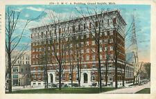 Postcard YMCA Building, Grand Rapids, MI