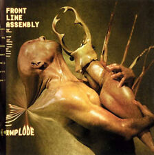 Front Line Assembly : Implode CD (2014) ***NEW***