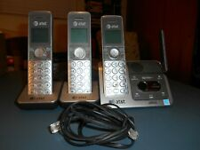 AT&T CL82391 Home Telephone System has 3 Wireless Phones