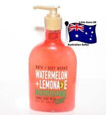 BATH & BODY WORKS Watermelon & Lemonade * Avocado 236ml NOURISHING HAND SOAP