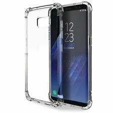 Galaxy S8 Plus Case Crystal Clear Shockproof Bumper Protective Cell Phone Case