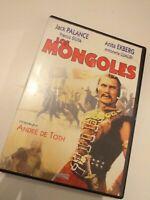 Dvd  LOS MONGOLES DE JACK PALACE Y ANITA EKBERG