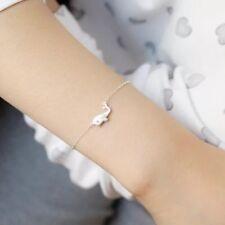 Armband ArmKette 925 Silber Delphin 12mm Neu