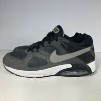 Men's Nike Air Max Go Strong Running Shoes 418115-010 Gray/Black/White Size 9