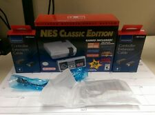 BRAND NEW NINTENDO NES CLASSIC BUNDLE FREE US PRIORITY MAIL SHIPPING!!