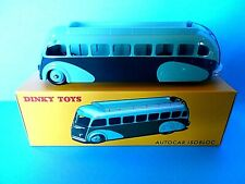 DINKY TOYS 29 E AUTOCAR ISOBLOC  BUS 2576018 ATLAS EDITIONS 1/43 [N]