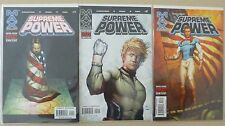 Comic Book Lot: Supreme Power 1-18 by J. Michael Straczynski and Gary Frank