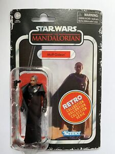 Star Wars Retro Collection. The Mandalorian. MOFF GIDEON. New
