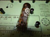 Röhre Valvo UL 41 Tube 32 mA Valve auf Funke W19 geprüft BL-1983