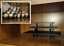 14 inch - Funko Pop! Display Shelf - Holds Up to 14 Pops On 3 Levels