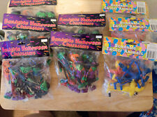 Bendable Characters 12 bags of 12 Party Favors Holliday toys