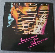 Icehouse, measure for measure, LP - 33 tours