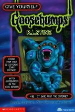 33 It Came From The Internet By R.L. Stine