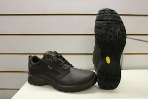Grisport Exmoor Waterproof Brown Leather Trekking / Walking Shoes UK 8 EU 42