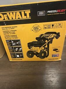 Dewalt Gas Powered Pressure Washer local pick up also available READ DESCRIPTION