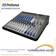 Presonus StudioLive AR12 Hybrid 14 Channel Live / MultiTrack USB Recording Mixer