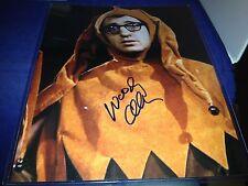 Oscar Winning Director Woddy Allen Hand Signed 11x14 Photo Autographed W/COA