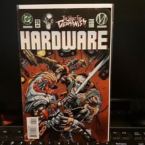 Hardware Comic Book #26 DC Comics Milestone 1995