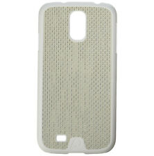 Cygnett UrbanShield Samsung Galaxy S4 Carbon Fiber Case CY1198CXURB - White