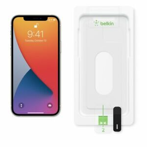 Belkin ScreenForce Anti-Microbial Screen Protector For iPhone 12/12 Pro, Tempe..