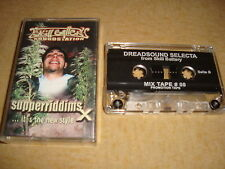 SKILL BATTERY SOUNDSTATION - Dreadsound Selecta  (Tape)  Supperriddims X