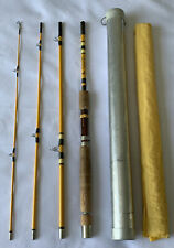 Eagle Claw Trailmaster No M4TMU-7 1/2 Line Size 7 Spin/Fly 4 Pieces Fishing Rod