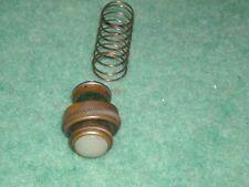 finger button assembly valve spring Olds Cornet Fullerton you get one only