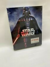 Star Wars: The Complete Saga (Movies 1-6) Blu-Ray 9-Disc Set - New / Sealed