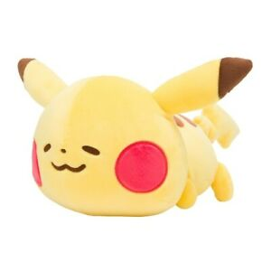 Pokémon Yurutto plush toy Pikachu Lie down doll kanahei yellow pocket monster