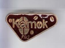 RARE PINS PIN'S .. ALIMENT FOOD CAFE COFFEE GRAIN BRULERIE KAMOK PAU 64 ~CN