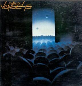 VANGELIS -- 4 Alben + 1 Maxi     ....#65