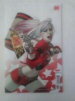 Harley Quinn 57 Tedesco Variant 1st Appearance Mirand'r NM+